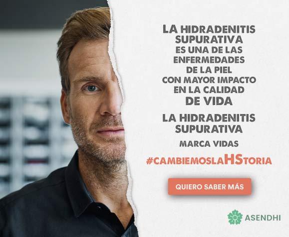 La hidrosadenitis supurativa es la enfermedad de la piel